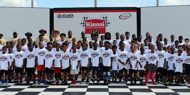 Promoting 16 Years of Youth Football Camps and Clinics throughout the Southeast…