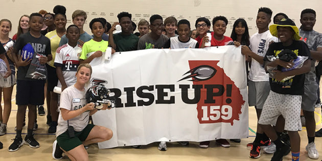 RiseUp! 159 Program