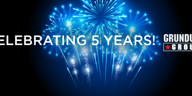 Grunduski Group Celebrates 5 Years!