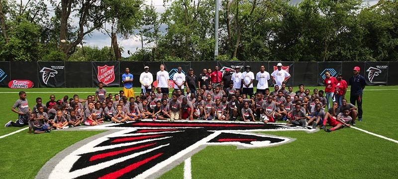 The Salvation Army Bellwood Boys & Girls Club Celebrates Opening of New Turf Field